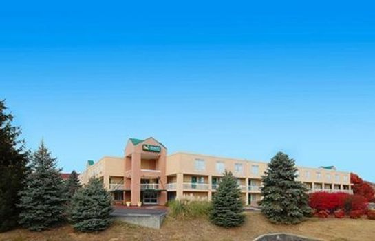 Vue extérieure Econo Lodge Inn & Suites Johnson City