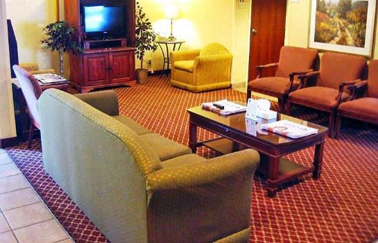 Hotelhalle Econo Lodge Inn & Suites Johnson City