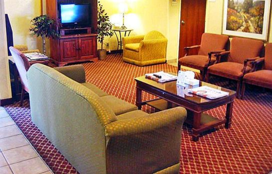 Vestíbulo del hotel Econo Lodge Inn and Suites Johnson City