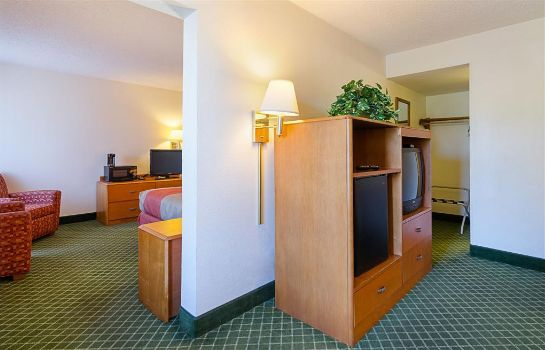 Suite Econo Lodge Inn and Suites Johnson City
