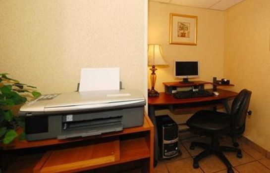 Info Econo Lodge Inn & Suites Johnson City