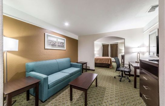 Suite Quality Inn and Suites SeaWorld North