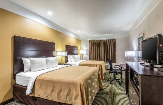 Pokój Quality Inn and Suites SeaWorld North