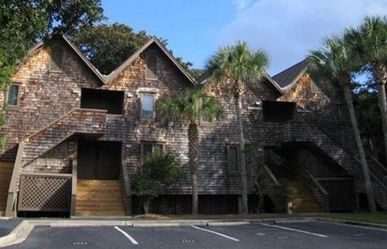 Exterior view ResortQuest Seabrook Island Resort