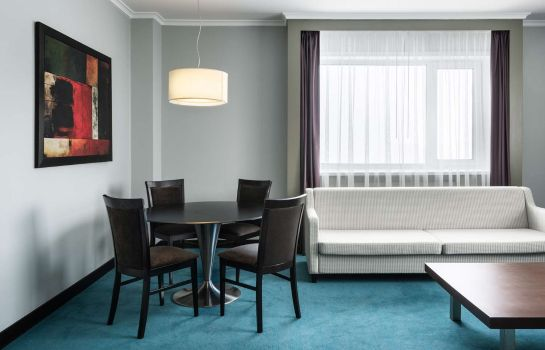 Suite RADISSON ASTANA
