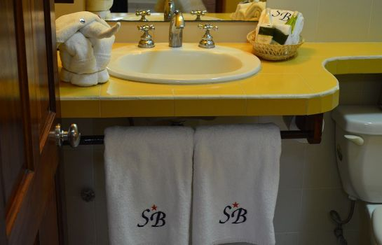 Bagno in camera Star Bay Boutique Resort