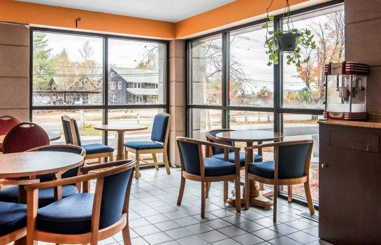 Restaurant Econo Lodge Near Plymouth State University