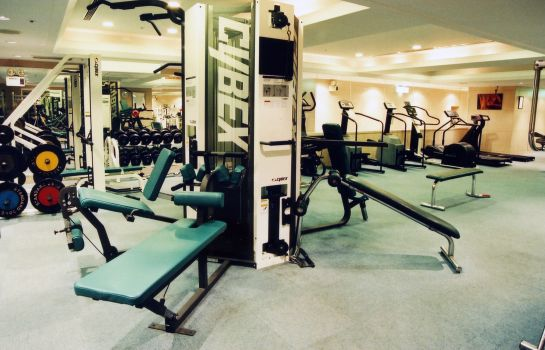 Sports facilities Sunworld Dynasty Hotel Taipei