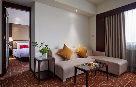 Suite Sunworld Dynasty Hotel Taipei