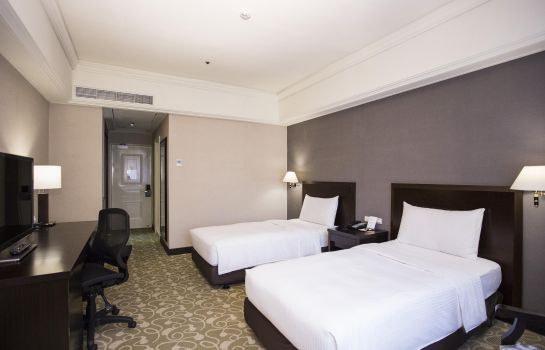 Double room (standard) Sunworld Dynasty Hotel Taipei