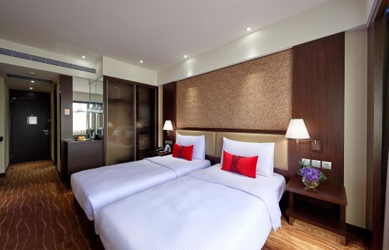 Double room (superior) Sunworld Dynasty Hotel Taipei