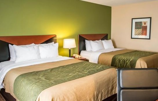 Zimmer Comfort Inn & Suites Panama City