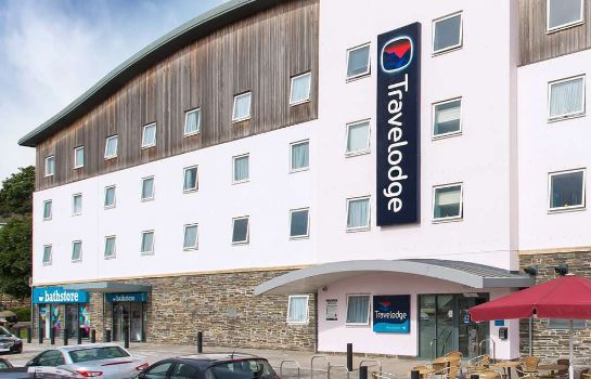 Exterior view TRAVELODGE ST AUSTELL