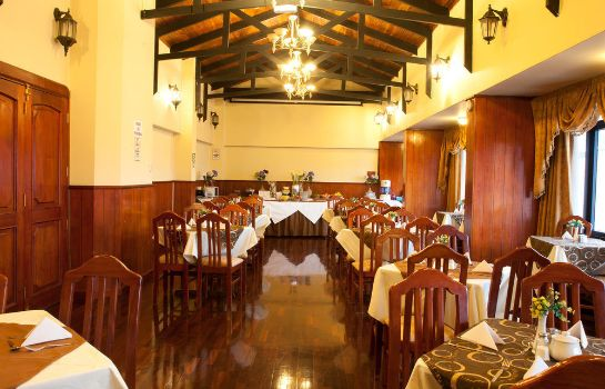 Restaurant Hotel Mabey Palacio Imperial