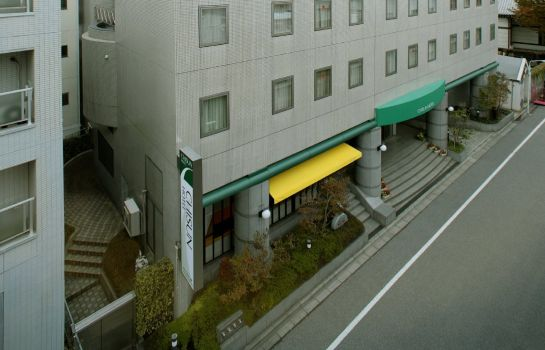 Exterior view Mystays Ueno East