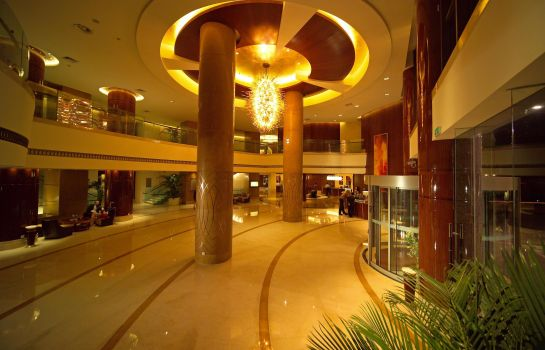 Hotelhalle New Century Grand Songjiang