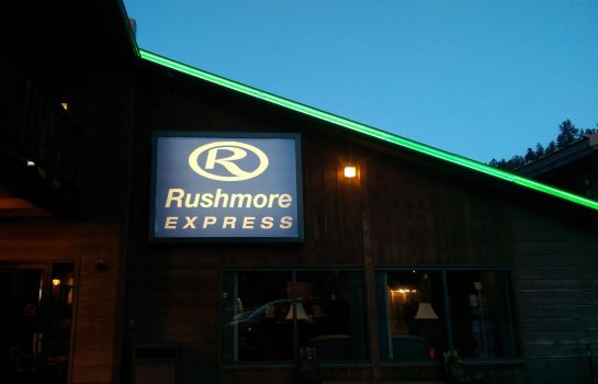 Vue extérieure Rushmore Express Keystone