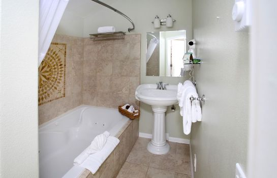 Cuarto de baño Inn at Haystack Rock