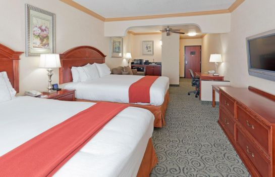 Zimmer Holiday Inn Express & Suites BAKERSFIELD CENTRAL