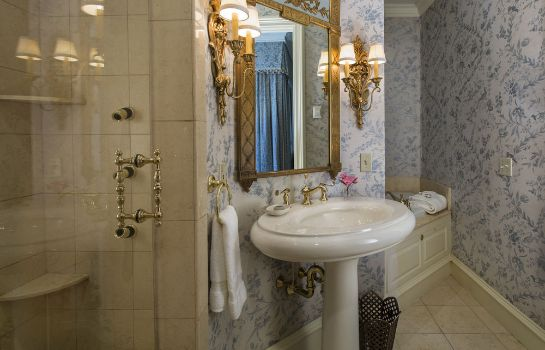 Cuarto de baño The Chanler at Cliff Walk