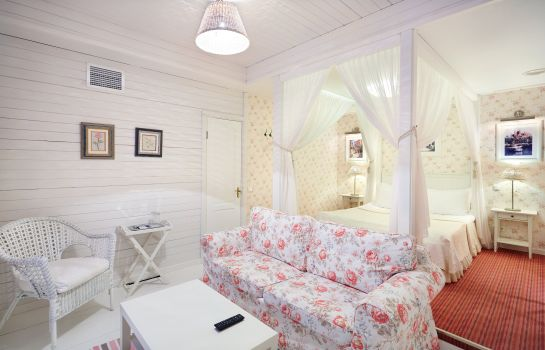 Double room (standard) Alexander House Boutique Hotel