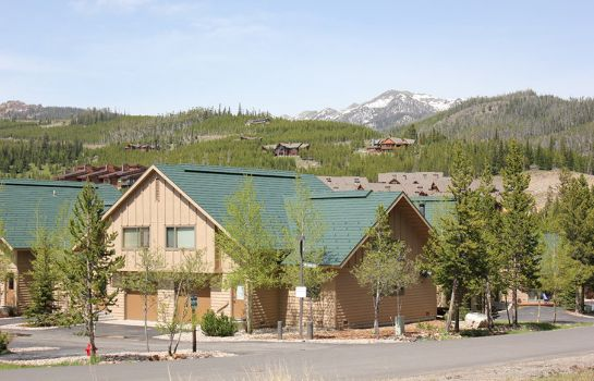 Vista exterior Big Sky Resort