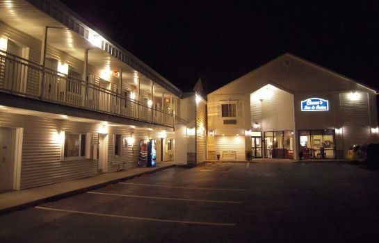 Vista esterna Albany Airport Cocca's Inn & Suites Wolf Rd