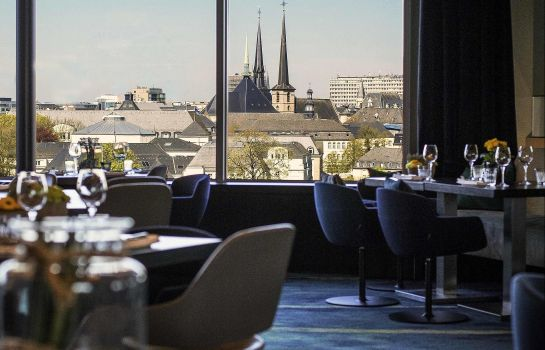 Bar del hotel Sofitel Luxembourg Le Grand Ducal
