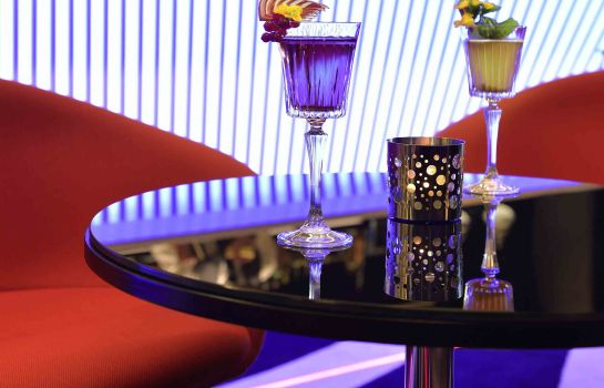 Hotel-Bar Sofitel Luxembourg Le Grand Ducal
