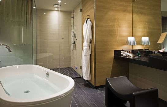 Suite junior Sofitel Luxembourg Le Grand Ducal