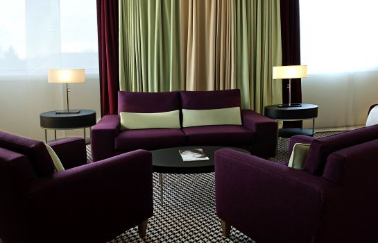 Suite Sofitel Luxembourg Le Grand Ducal