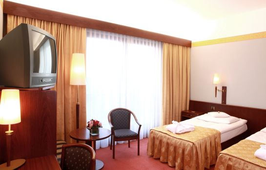Double room (standard) Parkhotel Vienna