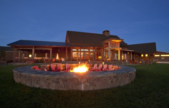 Bar hotelowy Brasada Ranch LIFESTYLE