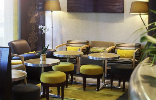 Hotel-Bar Novotel Suites Clermont-Ferrand Polydome