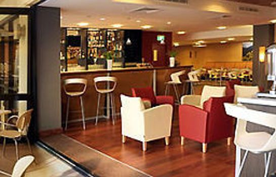 Bar del hotel ibis Christchurch