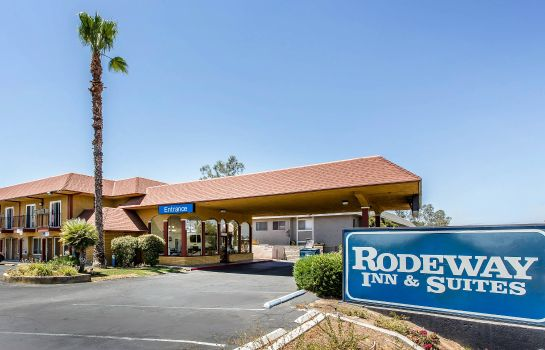 Buitenaanzicht RODEWAY INN AND SUITES CANYON LAKE