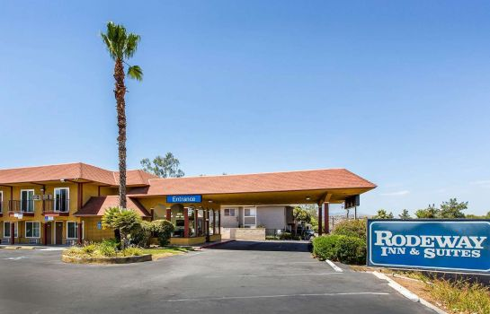 Exterior view RODEWAY INN AND SUITES CANYON LAKE