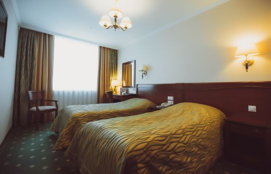 Chambre double (standard) Intourist Hotel