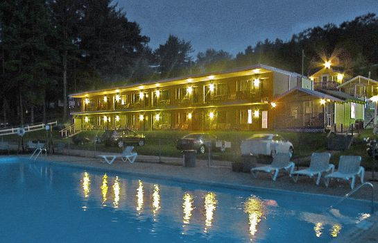 Außenansicht Half Moon Motel & Cottages