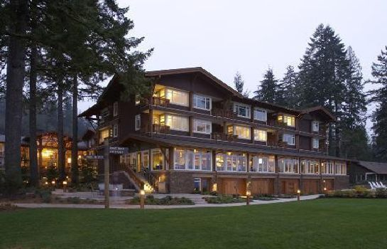 Exterior view Alderbrook Resort And Spa