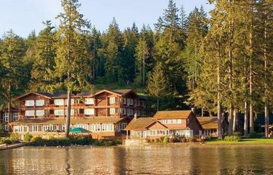 Restaurant Alderbrook Resort And Spa