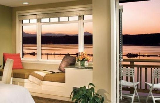 Zimmer Alderbrook Resort And Spa