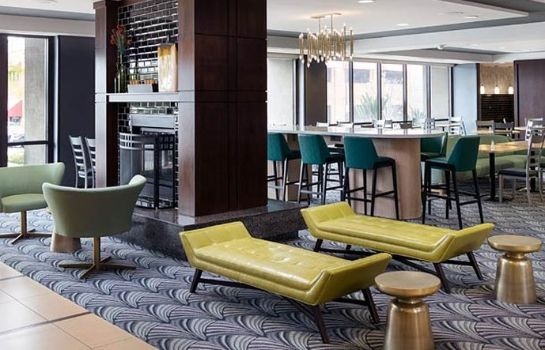 Hotel bar Residence Inn Los Angeles Burbank/Downtown