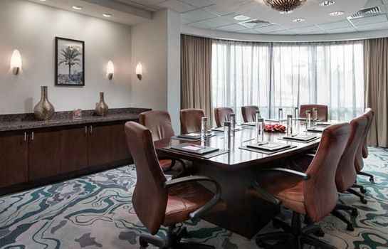 Conference room Residence Inn Los Angeles Burbank/Downtown
