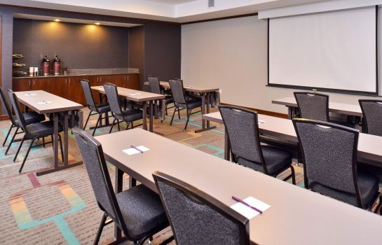 Conference room Residence Inn Bozeman