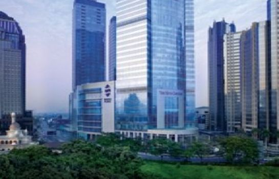 Buitenaanzicht The Ritz-Carlton Jakarta Pacific Place