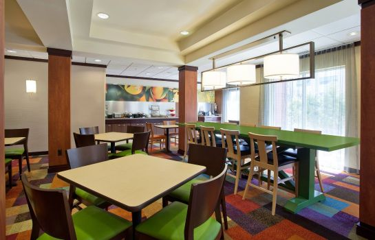 Restaurant Fairfield Inn & Suites Detroit Metro Airport Romulus
