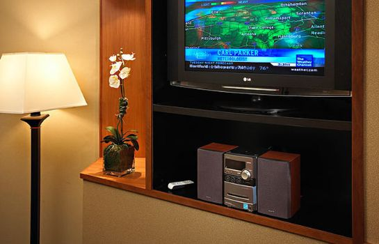 Zimmer Fairfield Inn & Suites Detroit Metro Airport Romulus