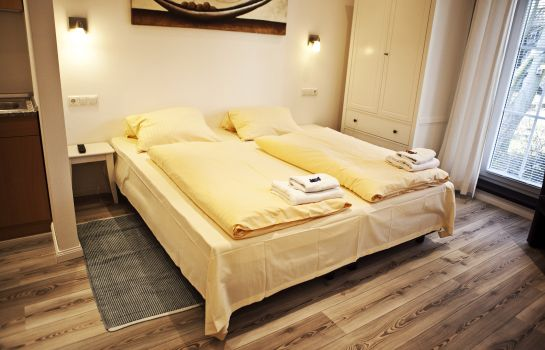 Double room (superior) Apartmenthaus