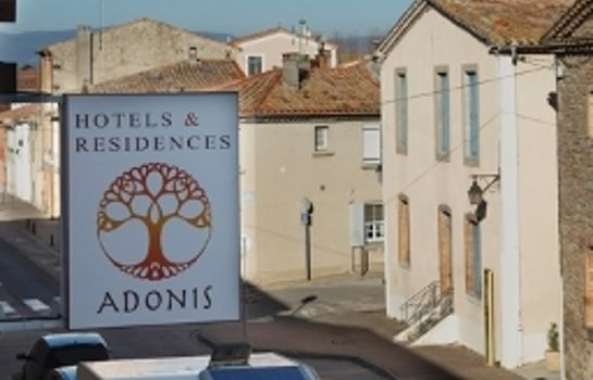Photo Adonis Carcassonne - La Barbacane Residence de Tourisme